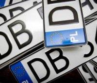 С начала года в Украину въехало больше 600 тысяч автомобилей на еврономерах