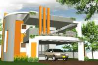 Architectural Home Design by Vimal Arch Designs   Category ...