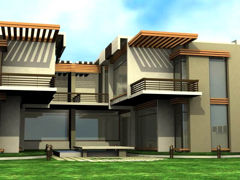 Architectural Home Design By Mouna Halabi Category House