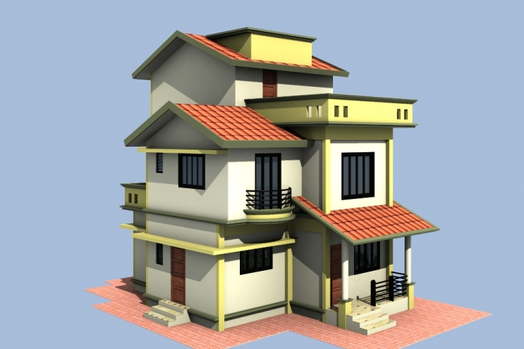 Village House Design India – House Design Ideas