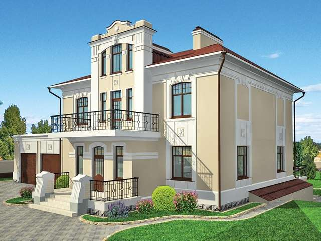 Architectural Home Design By Konstantin Leontyev Category