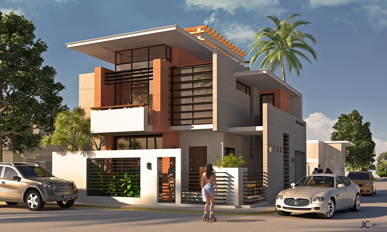 Architectural Home Design By Joon Cunanan