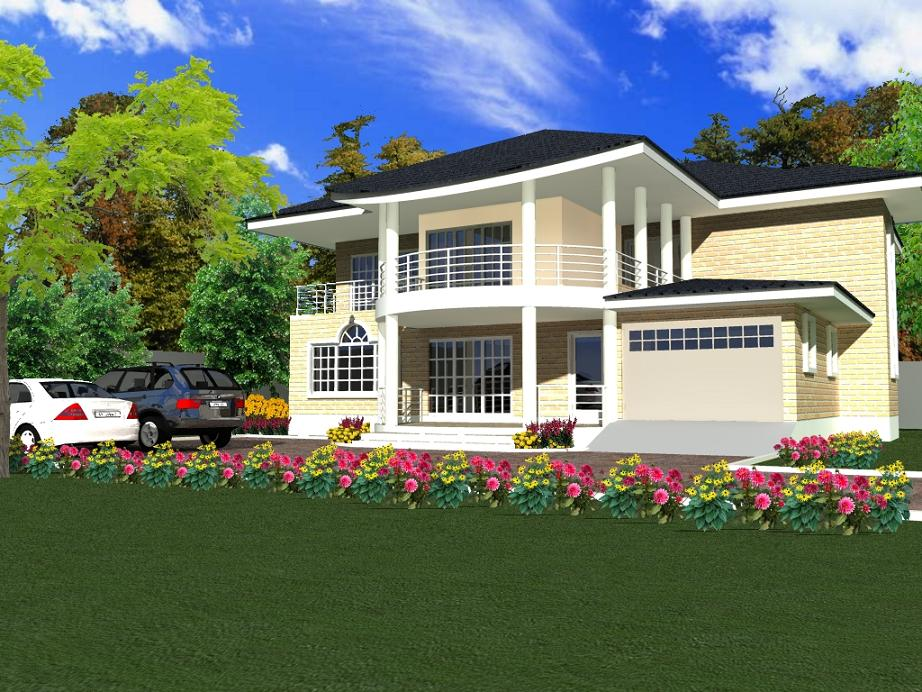 Architectural Home Design By AdamsCad Gh Category
