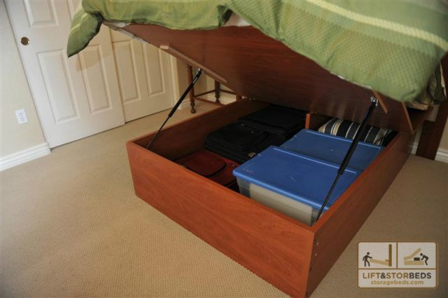 blogs about storage beds creative ways for organizing your storage bed ...
