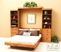 How To Create Your Own Wall Bed With A DIY Kit | Lift ...