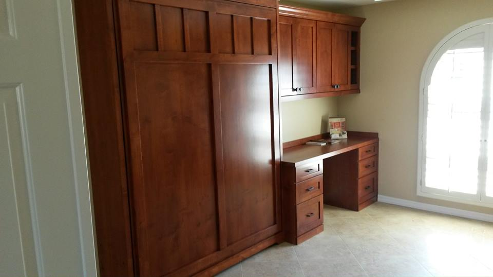 Who is Murphy The History of the Murphy Bed Wall Unit