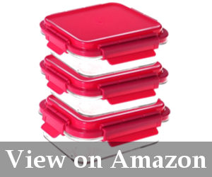 glass airtight food storage container reviews