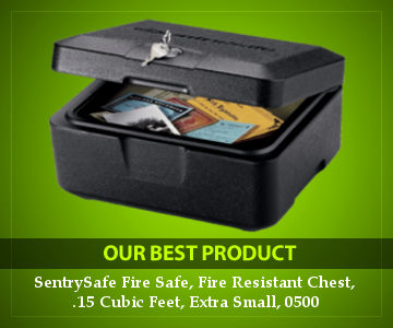 best fireproof box for home reviews