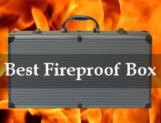 5 Best Fireproof Box For Home Use 2019