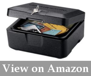 best fireproof storage box reviews