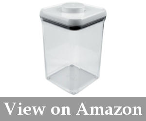 best flour container reviews