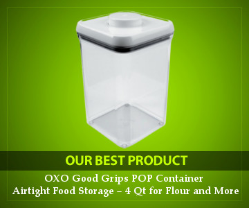 best food storage container for flour reviews