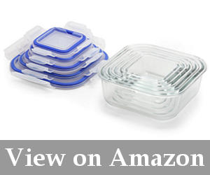 freezer safe glass containers reviews