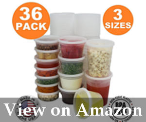 plastic containers for freezing soup reviews