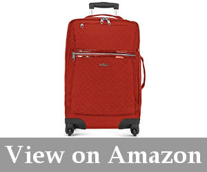 soft sided luggage with wheels reviews