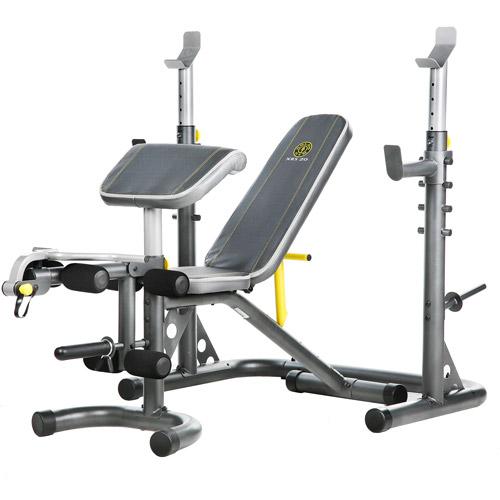 Gold S Gym Weight Bench Set Phoenix Storage Unit Sale