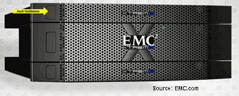 EMC XtremIO X-Brick