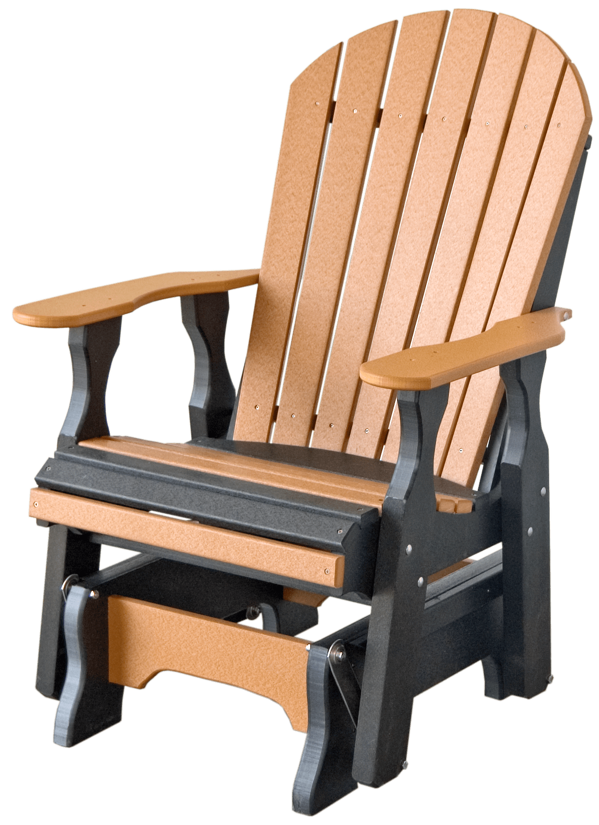 Glider Patio Chairs Outdoor Patio Furniture Pine Creek Structures