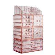 ZHIAI Cosmetic Jewelry Organizer Makeup Holder