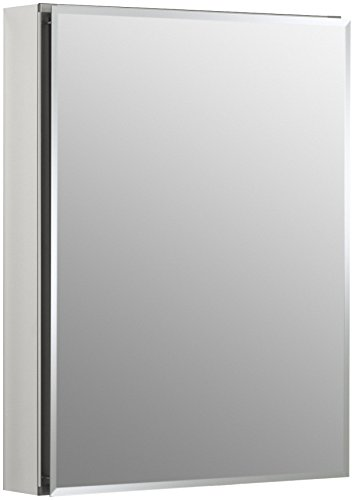 KOHLER Frameless 20 inch x 26 inch Aluminum Bathroom
