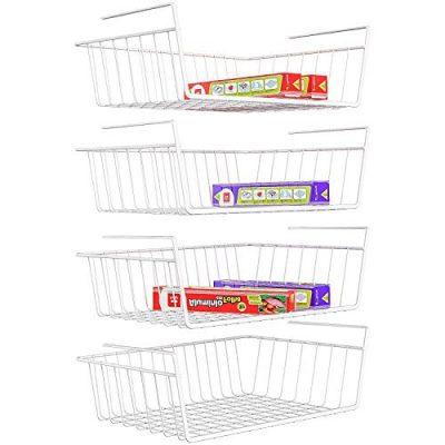 Slides Under Shelves For Storage