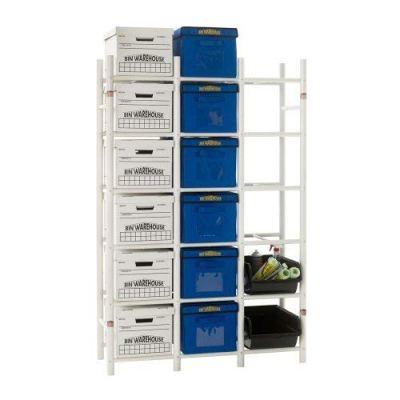 Bin Warehouse Storage Systems DFAE2MBFBW0618 Box Storage System