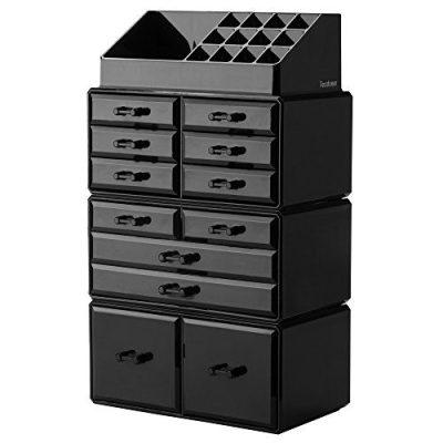 Readaeer Makeup Cosmetic Organizer Storage Drawers