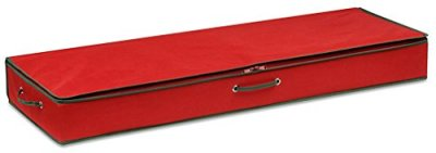 Honey-Can-Do SFT-01598 Wrapping Paper and Bow Storage Organizer