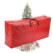 "Vencer Red Extra Large Christmas Tree Bag for 9 Foot Tree Holiday 65"" x 30"" x 15"",VHO-001"