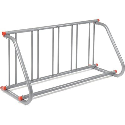 Grid Bike Rack, Single Sided, Powder Coated