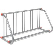Grid Bike Rack, Single Sided, Powder Coated
