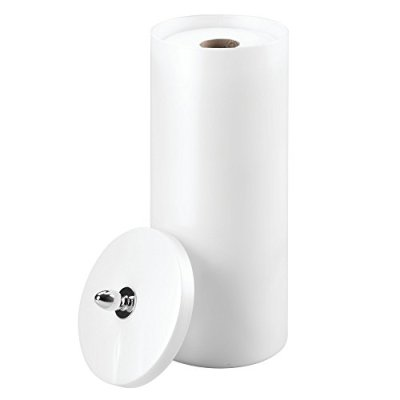 InterDesign Orb Free Standing Toilet Paper Holder