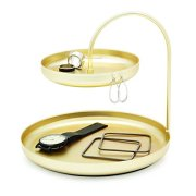 Umbra Poise Large Jewelry Tray, Double Jewelry Tray