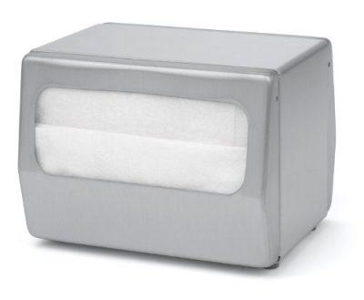 Palmer Fixture ND0055-13 Table Top Mini Fold Napkin Dispenser