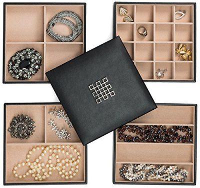 Glenor Co Jewelry Organizer Tray