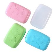 Efivs Arts Plastic Soap Case Holder