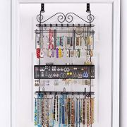 Longstem Jewelry Organizer Over the Door or Hanging Wall