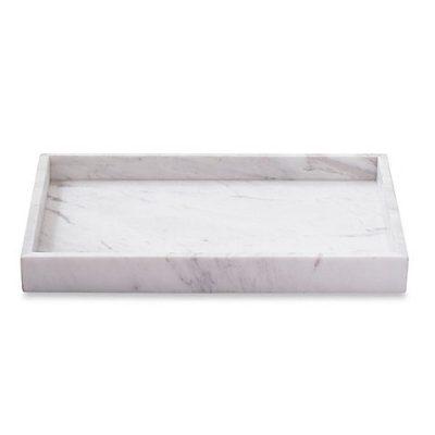Camarillo Vanity Tray Crafted of Genuine Marble Design