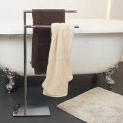 Kela Free Standing Towel Rack for Bathroom Style Collection