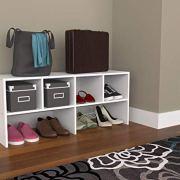 ClosetMaid Closet Shelf Organizer, White