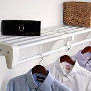 EZ Shelf - DIY Expandable Closet Shelf & Rod