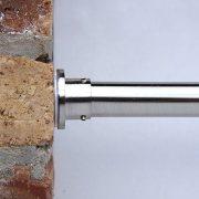 RoomDividersNow Premium Tension Curtain Rod