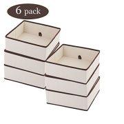 YBM HOME Fabric Closet/Dresser Drawer Storage Foldable,Organizer