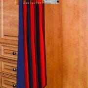 Wood Tie Racks Side Mount