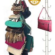 Boottique 2-Pk Over Door Hanging Purse Storage - Durable