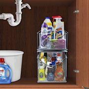 Sorbus Cabinet Organizer Set -Mesh Storage Organizer