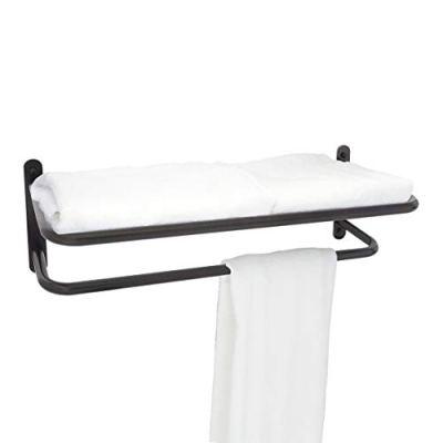 """MODONA 24"""" Hotel Grade Towel Rack - Solid ONE-Piece"""