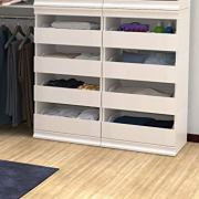 ClosetMaid Modular Closet Storage Stackable Unit