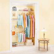 Rubbermaid 3-to-5-Foot Expandable Wardrobe Organizer