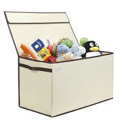 Great Useful Stuff | Bigger, Sturdier Toy Chest | Collapsible